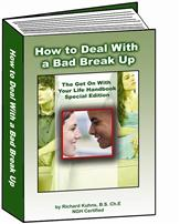 How to Deal With A Bad Break Up